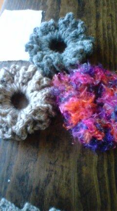 初心者さんのためのカギ編み