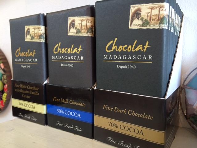 マダガスカル ロベール社製チョコレート